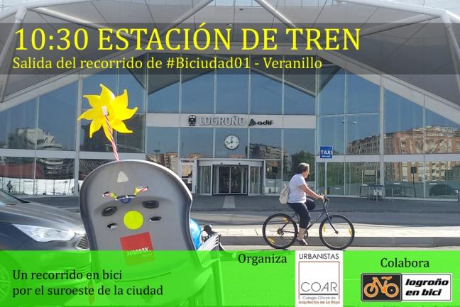 BICIUDAD01 Veranillo - TARJETA Salida