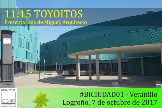 BICIUDAD01 Veranillo - TARJETA ToyoItos